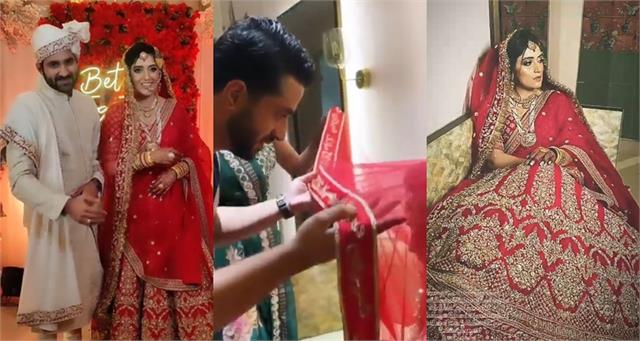yeh hai mohabbatein fame shireen mirza marries hasan sartaj