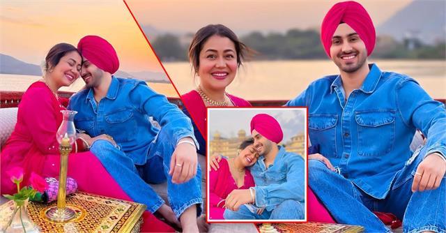 Love In The Air: समंदर के बीचो बीच प्यार की बाहों में नेहा ने बिताए सकून के पल, एनिवर्सरी पर 'नेहूप्रीत' का दिखा ऐसा अंदाज