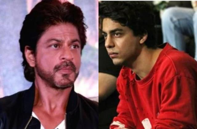 aryan khan continuously crying since arrest talked to father over the phone