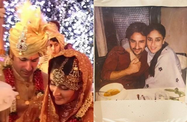 kareena kapoor shares photo with husband saif ali khan on wedding anniversary