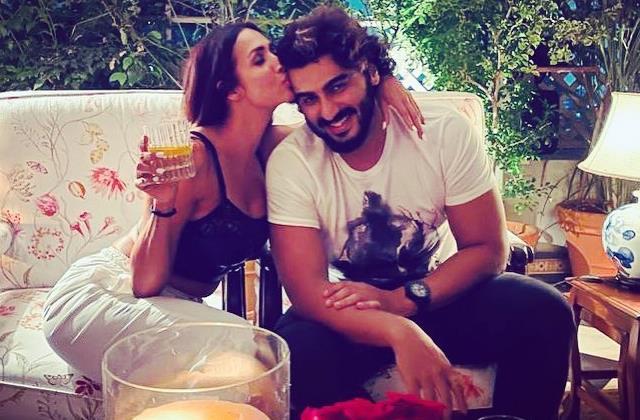 arjun kapoor shares unseen romantic photo with malaika arora on her birthday