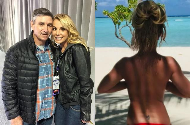 britney spears gets freedom from her father guardianship singer celebrated