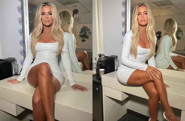khloe kardashian shares her hot photos