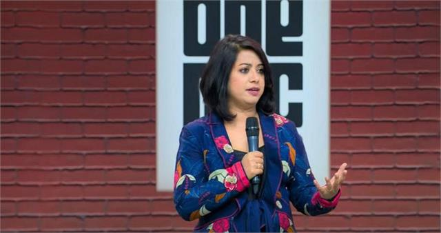 faye d souza on her stint as a stand up on one mic stand season 2