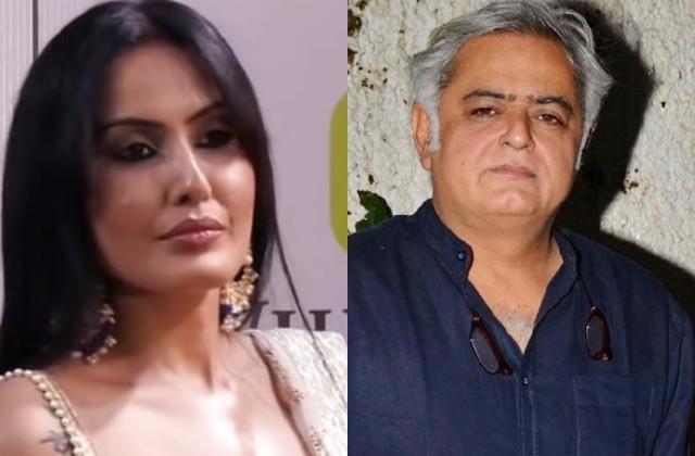 hansal mehta and kamya punjabi got angry on aryan khan arrest