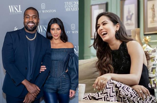rapper kanya west change his name to ye mira rajput give hilarious reaction
