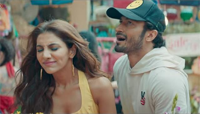 first song of sanak featuring vidyut jammwal and rukmini maitra released