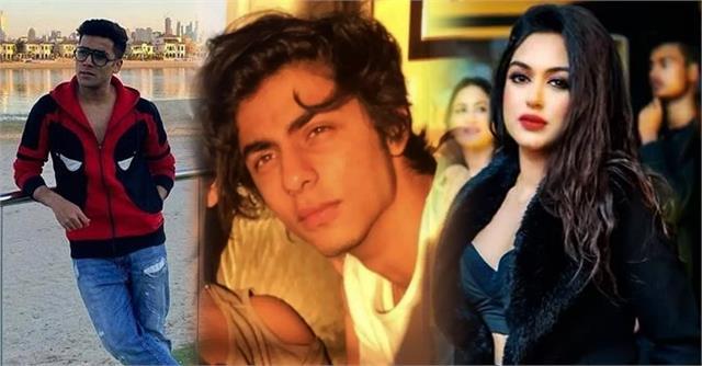aryan khan drug case arbaaz merchantt father statement said all are innocent