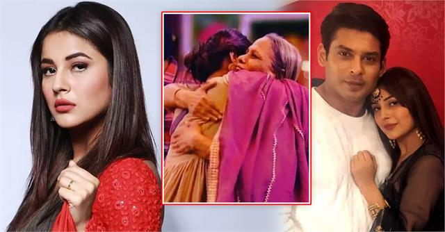 shehnaaz gill crying over and over again remembering siddharth shukla on set