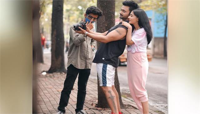 what is amrita rao shooting with her husband rj anmol