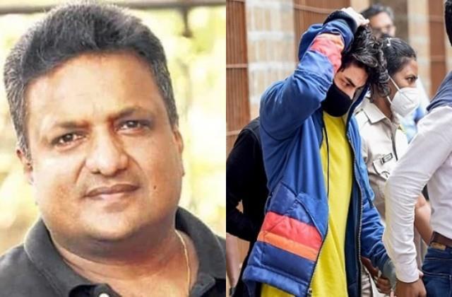 director sanjay gupta called aryan khan arrest suspicious