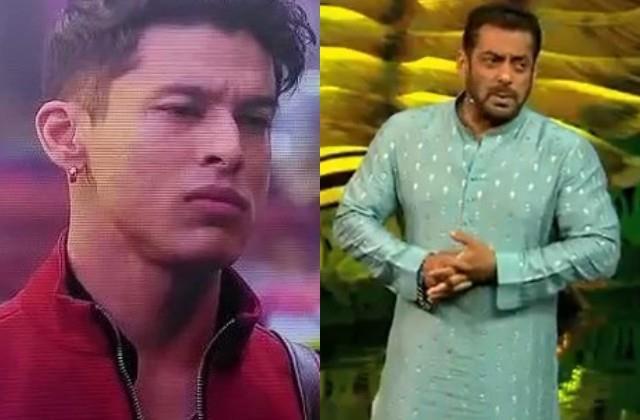 bigg boss 15 salman khan lashes out pratik sehajpal