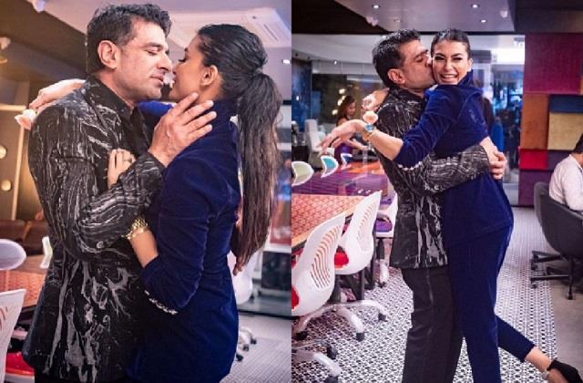 eijaz khan shares romantic photos with girlfriend pavitra punia