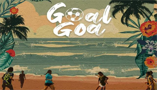 goal goa encourages vaccination and a return to football