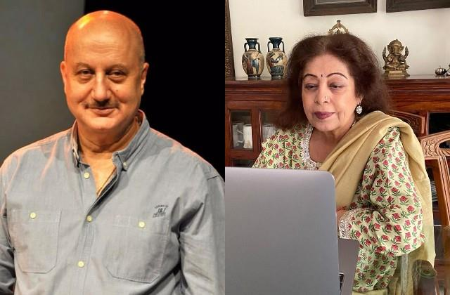 kirron kher comeback to work amid battle with cancer anupam appreciate her