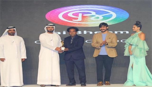 girish wankhede launched the teaser of jai bhim app among film stars