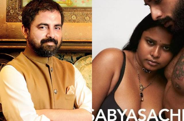 sabyasachi get trolled due to bold advertisement of mangalsutra