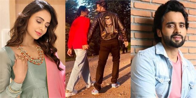rakul preet singh makes her relationship official with jackky on her birthday