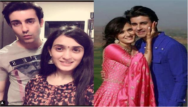 gautam and pankhuri rode off screen and off screen couple