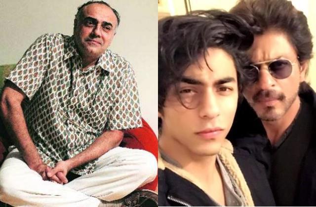 rajit kapur came in support of aryan khan