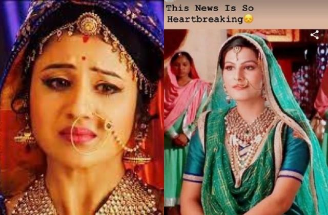 co star paridhi sharma heart broken with the demise of manisha yadav