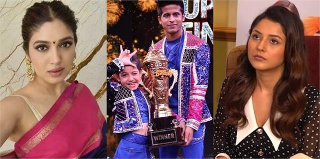 florina gogoi won super dancer chapter 4 shehnaaz promotion honsla rakh