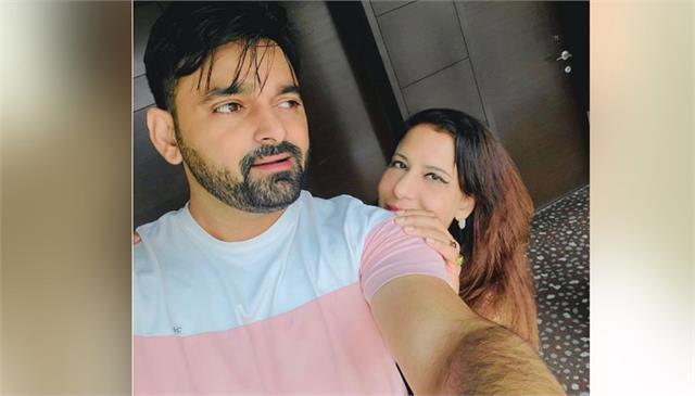 manoj tiwari ex wife is dating punjabi singer ekam bawa