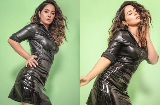 hina khan shares her hot photos