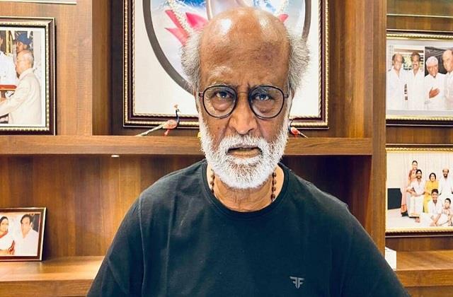 actor rajinikanth admitted to kaveri hospital in chennai