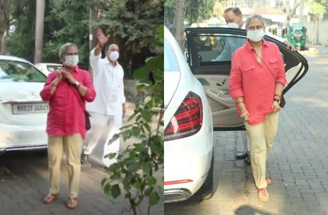 jaya bachchan once again angry on paparazzi