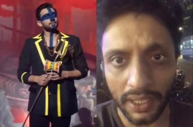 web series tandav actor mohammed zeeshan ayyub shaheen bagh video viral