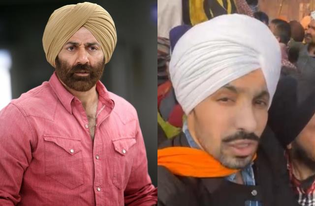 sunny deol reacts deep sidhu violence at red fort