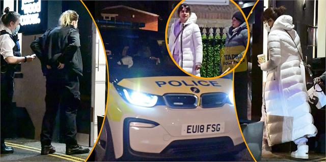 priyanka chopra alerted by police in london for break covid rules by visit salon
