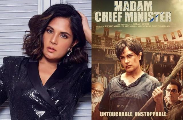 richa chadha get death threats over film madam chief minister poster