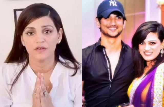 sushant sister shweta request celebrate actor birthday helping 3 needy people