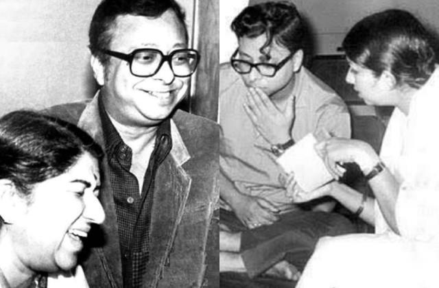 lata mangeshkar remembers rd burman on his death anniversary