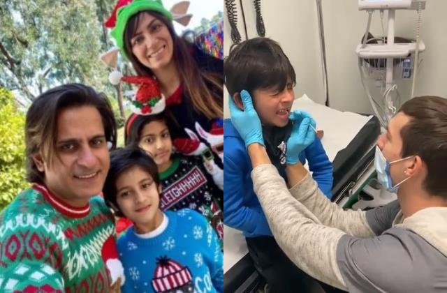 amit sarin and his family test positive for covid 19