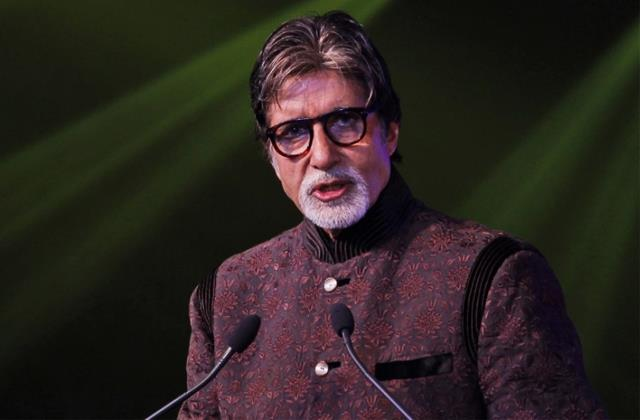 amitabh bachchan tweeted about the covid 19 vaccination