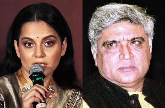 kangana angry on getting summons in javed akhtar defamation case