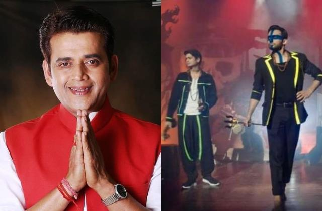 ravi kishan tandava controversy please do not show little our god to earn crores