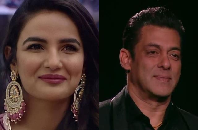 bigg boss 14 jasmin bhasin eliminated and salman khan become emotional