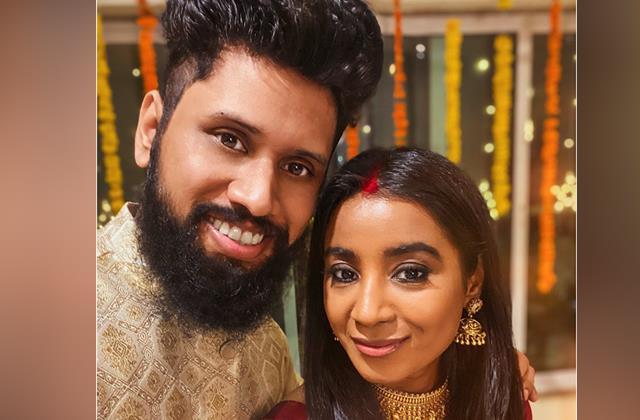 singer shilpa rao married with best friend ritesh krishnan