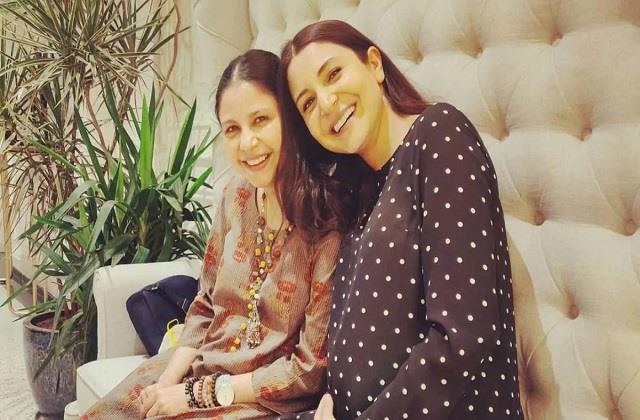 anushka sharma wishes birthday to friend amira punwani