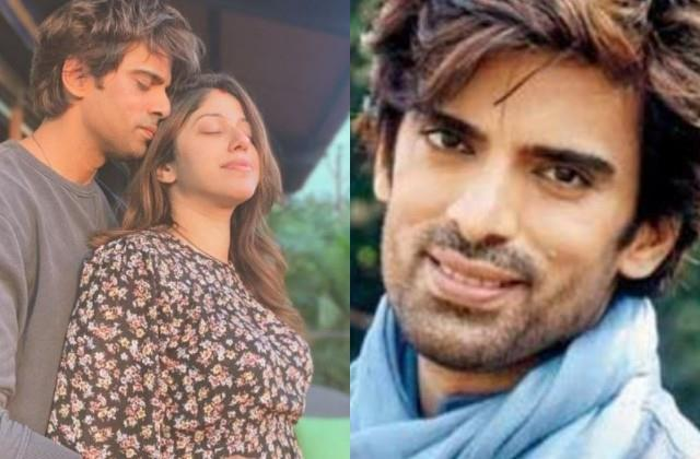 mohit malik got corona positive and wife addite shirwaikar malik safe