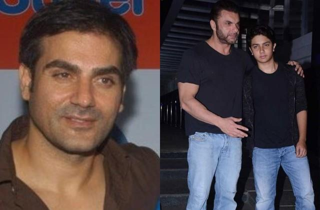 after fir arbaaz khan sohail khan and nirvaan khan quarantined in hotel