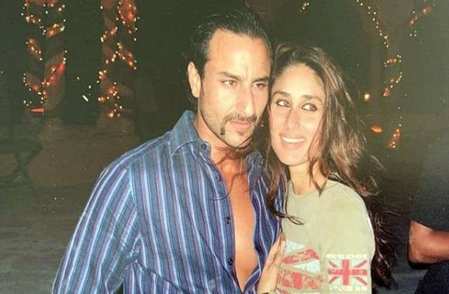 kareena kapoor share throwback photo with husband saif ali khan