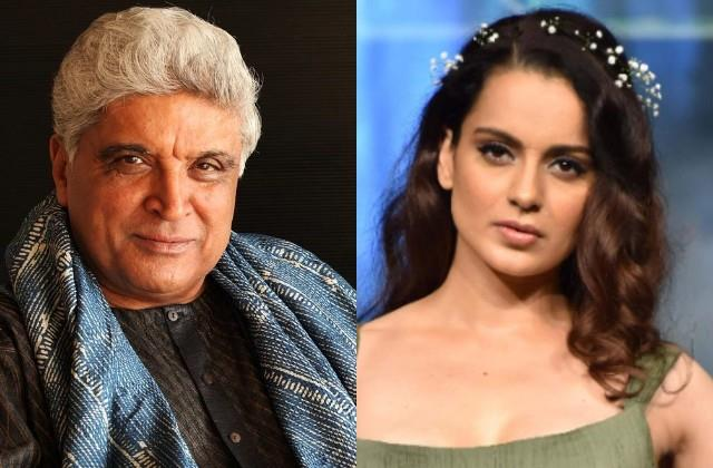 police summons kangana on behalf of javed akhtar in defamation case