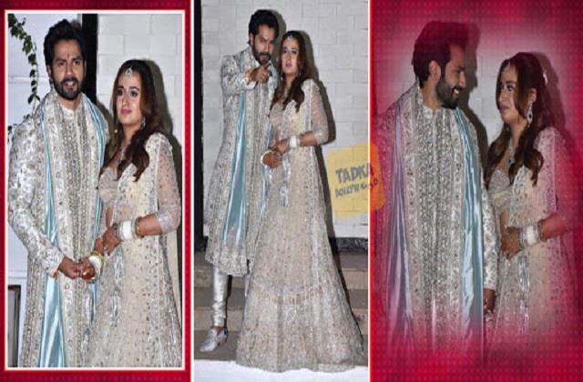 varun dhawan taking care of wife natasha dalal after marrige