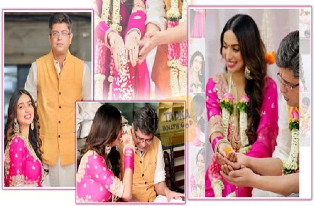 kanika dhillon got married boyfriend himanshu sharma