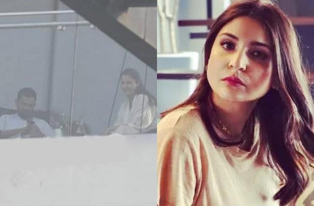 anushka sharma furious at media for clicking her private photos with husband
